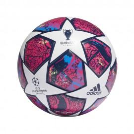 ADIDAS pallone da calcio finale ist lge bianco blu unisex
