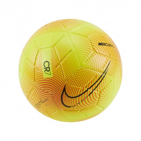 Nike Pallone Da Calcio Cr7 Strk - Sp20 Lime Arancio Unisex