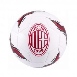Puma Pallone Da Calcio Milan Fan Bianco Rosso Unisex