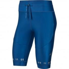 Nike Short Running City Tech Pack Blu Donna