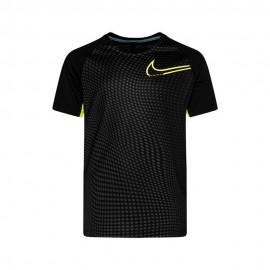Nike Maglia Calcio Cr7 Dry Nero Yellow Bambino