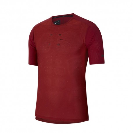 Nike Maglia Running Tech Pack Rosa Uomo