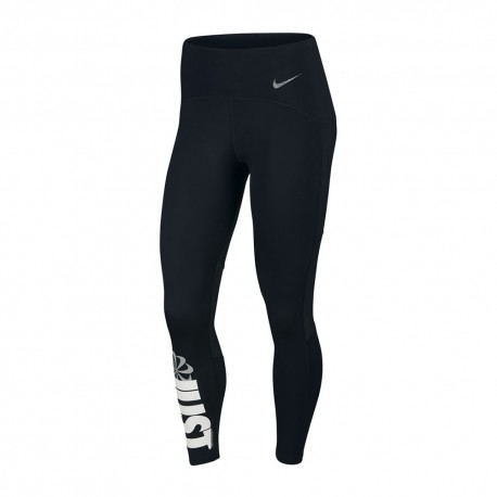 Nike Leggings Running 7 8 Speed Icnclsh Nero Bianco Donna