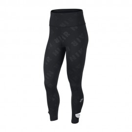 Nike Leggings Running 7 8 Air Nero Donna