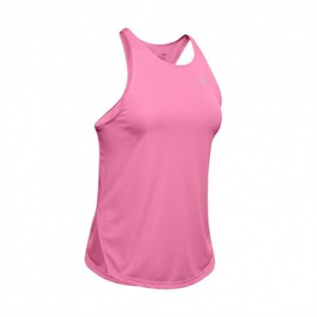 Under Armour Canotta Running Speed Stride Rosa Donna