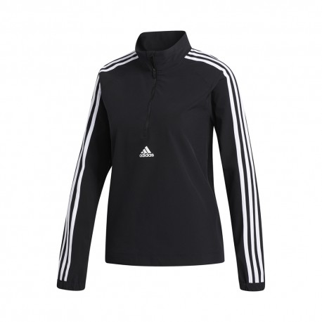 ADIDAS giacca sportiva train nero donna