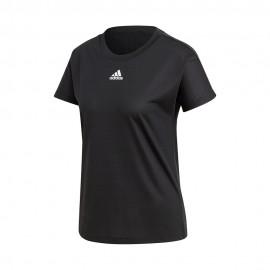 ADIDAS maglietta palestra nero donna
