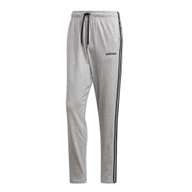 ADIDAS pantalone palestra 3 stripes grigo uomo