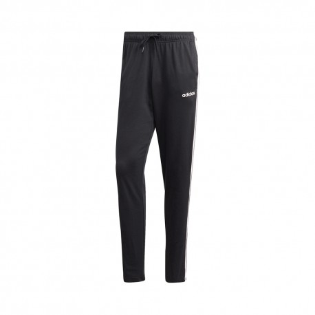 ADIDAS pantalone palestra 3 stripes nero uomo