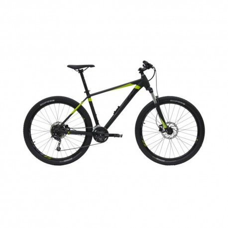 Bulls MTB Mountain Bike Bushtail 29 Nero Lime Uomo