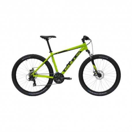 Bulls MTB Mountain Bike Wildtail 1 Disc 29 Lime Nero Uomo
