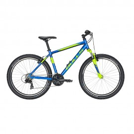 Bulls MTB Mountain Bike Pulsar Eco 27,5 Blu Metal Lime Uomo