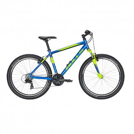 Bulls MTB Mountain Bike Pulsar Eco 27,5 Blu Metal Lime Uomo