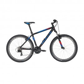 Bulls MTB Mountain Bike Pulsar Eco 27,5 Nero Blu Uomo