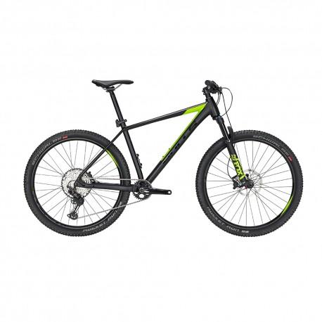 Bulls MTB Mountain Bike Copperhead 3S 29 Nero Matt Lime Uomo
