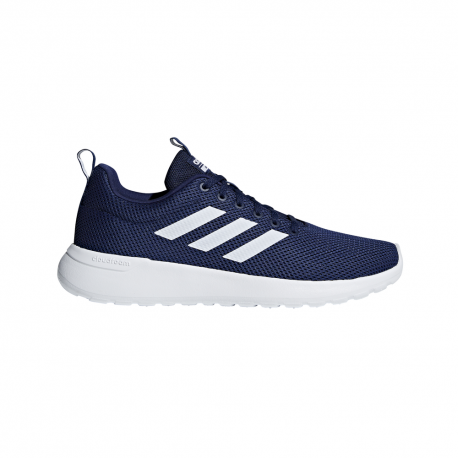Adidas Sneakers Lite Racer Cln Blu Bianco Uomo