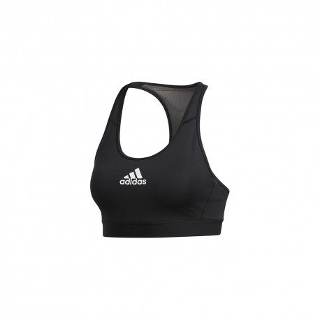 ADIDAS reggiseno sportivo train nero donna
