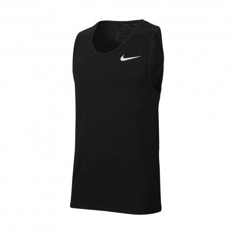 Nike Canotta Palestra Hpr Dry Nero Uomo