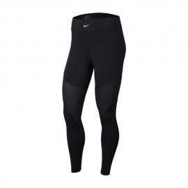 Nike Leggings Sportivi Aereoadpt Nero Donna
