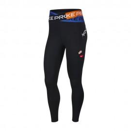 Nike Leggings Sportivi Pro Luxe Nero Donna