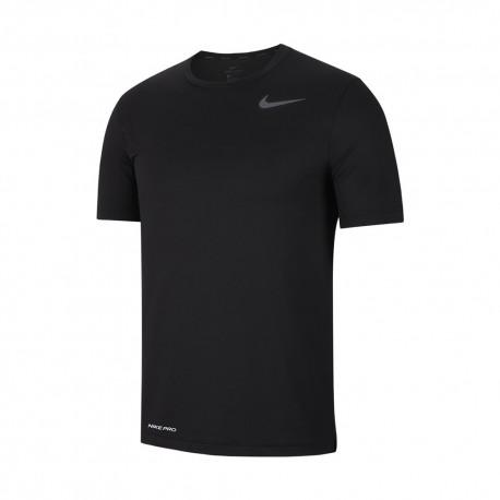 Nike Maglietta Palestra Train Logo Dry Nero Uomo