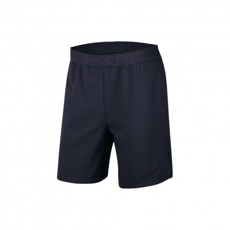 Nike Pantaloncino Palestra Logo Train Vent Max Blu Uomo