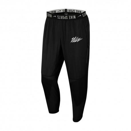 Nike Pantalone Palestra Px Nero Uomo