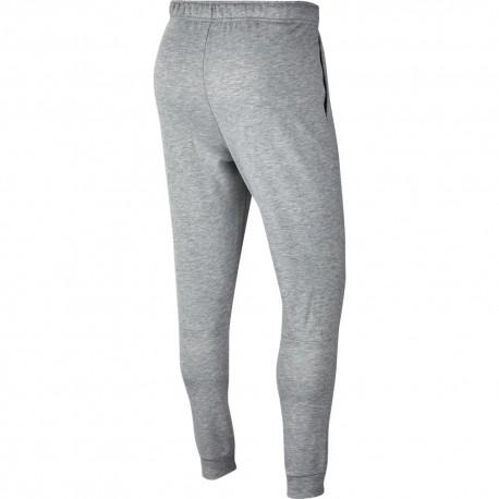 Nike Pantaloni Con Polsino Train Grigio Uomo