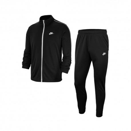 Nike Tuta Sportiva Poly Nero Uomo