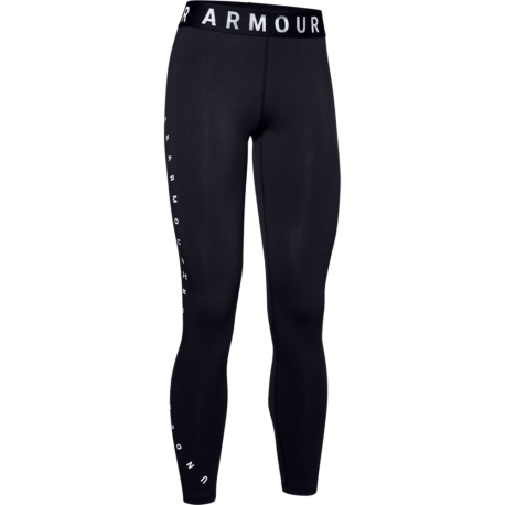 Under Armour Leggings Sportivi Graphic Nero Donna