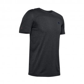 Under Armour Maglietta Palestra Train Rush Nero Uomo