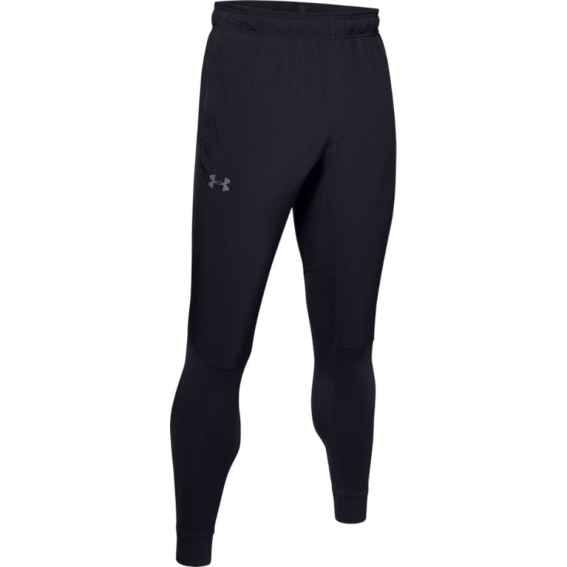Under Armour Pantalone Palestra Strech Train Nero Uomo