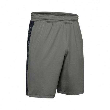 Under Armour Pantaloncino Palestra Mk1 Train Fucsia Uomo