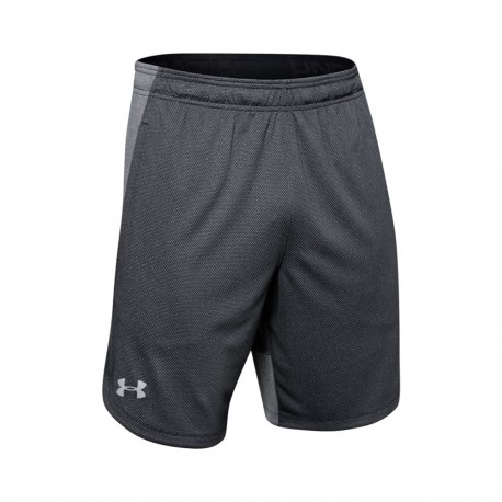 Under Armour Pantaloncino Palestra Mk1 Train Nero Uomo