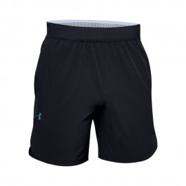 Under Armour Pantaloncino Palestra Train Rush Nero Uomo