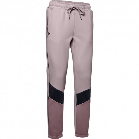 Under Armour Pantalone Palestra Sis Rosa Donna