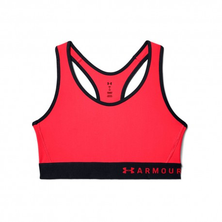Under Armour Reggiseno Sportivo Train Mid Fucsia Donna