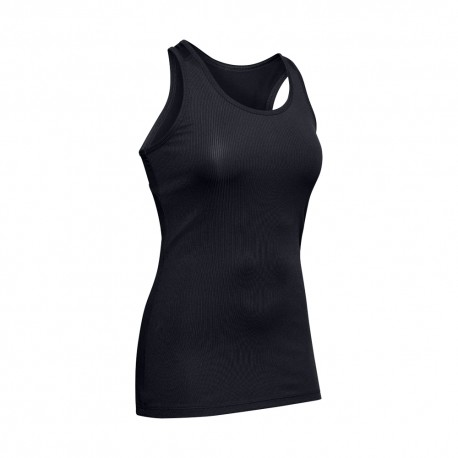 Under Armour Canotta Palestra Victory Nero Donna