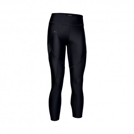 Under Armour Leggings Palestra Ankle Crop Nero Donna