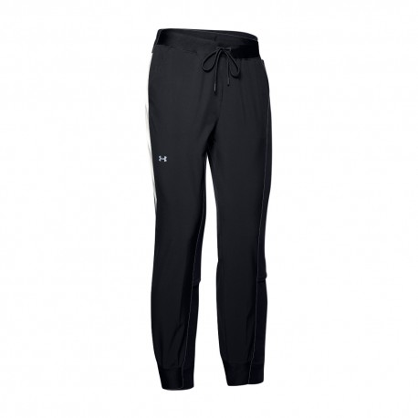 Under Armour Pantalone Palestra Double Knit Nero Uomo