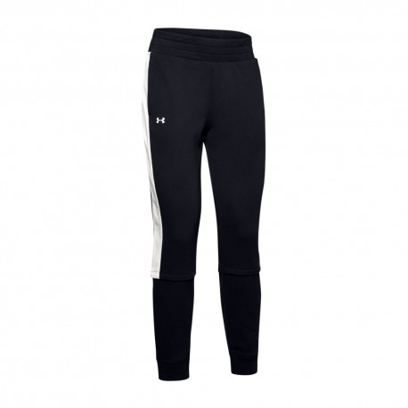 Under Armour Pantalone Palestra Nero Donna