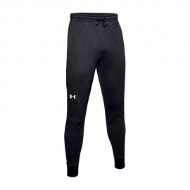 Under Armour Pantalone Palestra Woven Nero Donna