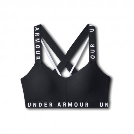 Under Armour Reggiseno Sportivo Nero Donna
