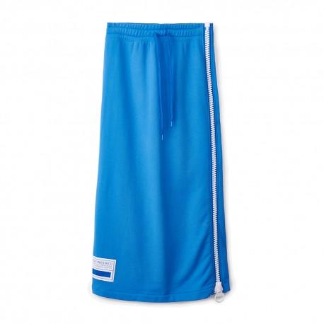 Nike Gonna Zip Di Lato Blu Donna