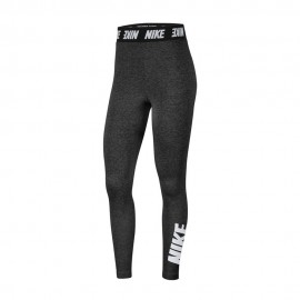 Nike Leggings Club Logo Nero Donna