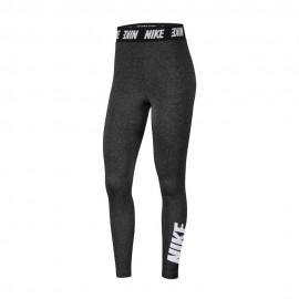 Nike Leggings Club Logo Nero Donna