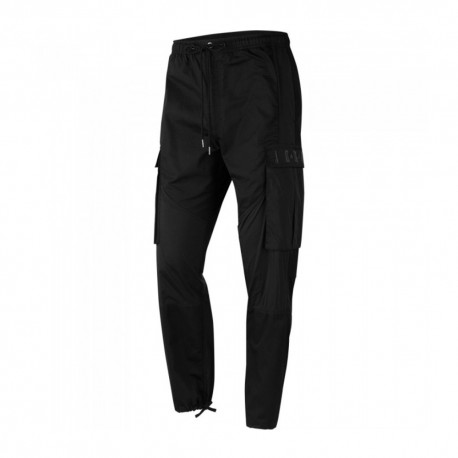 Nike Pantaloni Cargo Jordan Nero Uomo