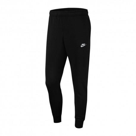 Nike Pantaloni Con Polsino Nero Uomo