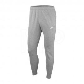 Nike Pantaloni Con Polsino Grigio Uomo