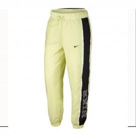 Nike Pantaloni Wovent Giallo Donna
